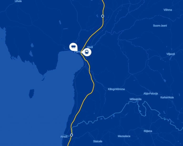 OBERMEYER Planen + Beraten та PROINTEC виграли контракт на проектування кінцевої лінії Rail Baltica в Естонії